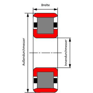 Bild mit Zylinderollenlager